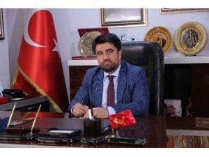 Ercik, partisinin 18. kuruluş yıl dönümünü kutladı