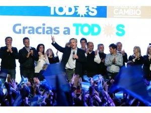 """Arjantin'de ön seçimlerin galibi Alberto Fernandez """"mutluluk"""" sözü verdi"""