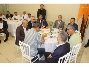 AK Parti Karabük Teşkilatı'nın bayramlaşma programı