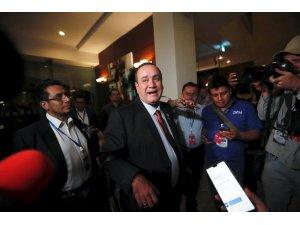 Guatemala'da seçimleri Trump'ın anlaşmasını reddeden Giammattei kazandı