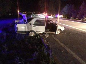 Devrek'te trafik kazası: 5 yaralı