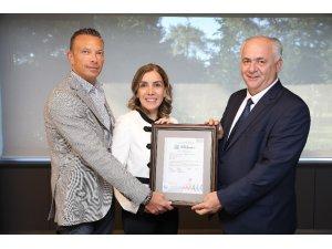Temiz su çalışmalarına uluslararası su yönetimi sertifikası