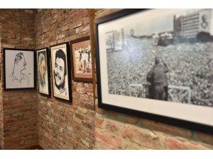 Fidel Castro Fotoğraf Sergisi açıldı