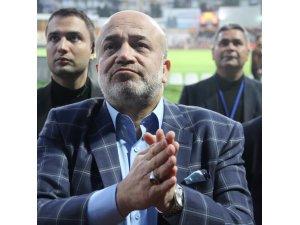 """Başkan Murat Sancak: """"Ben burada oldukça Adana Demirspor'u kullandırmam"""""""