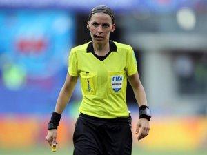 İşte İstanbul'da oynanacak Super Kupa finalini yönetecek kadın hakem Flappart'ın karnesi...