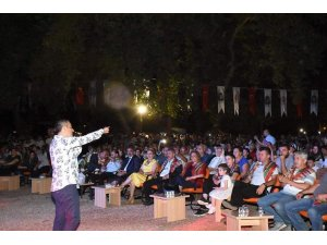 Geleneksel Balıkesirliler buluşması Balya'da yapıldı