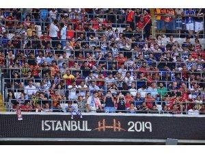 UEFA Süper Kupa Final: Liverpool: 0 - Chelsea: 0 (Maç devem ediyor)