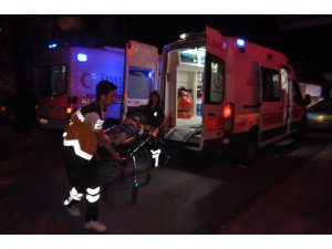 Gondoldan düşen çocuk yaralandı