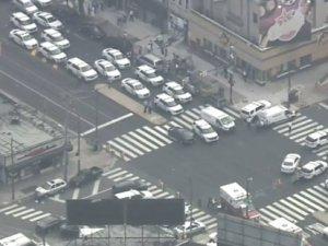 ABD'de silahlı saldırı! Çok sayıda polis yaralandı...