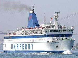 Ukrayna ile Türkiye arasında feribot seferleri başladı!