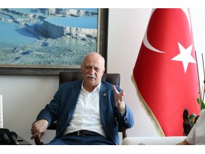TZOB Genel Başkanı Şemsi Bayraktar'dan buğday üretimi açıklaması: