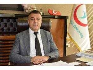 Müdür Sünnetçioğlu'ndan 'ishal' uyarısı