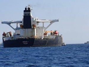 ABD'den krize neden olacak hamle! İran'a ait tanker gemisi için yakalama kararı çıkartıldı