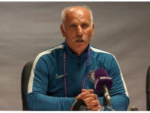"""Turan İnce: """"Takımdaki genç futbolculardan çok şey bekliyoruz"""""""