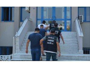 Ortaca'da uyuşturucu operasyonu