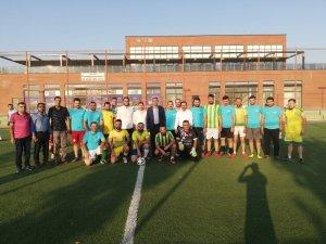 Şanlıurfa'da gençlik turnuvasına 84 takım katıldı