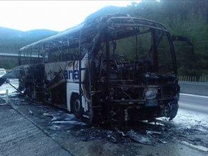 Otobüslerde elektronik sistemler arttıkça yangın riski artıyor!