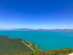 Göl raporu açıklandı, turkuaz renk normal