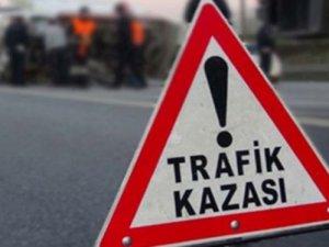 AK Partili iki milletvekili trafik kazası geçirdi!