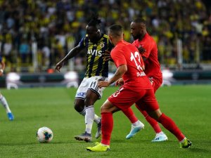 Fenerbahçe'nin ilk golü Moses'tan