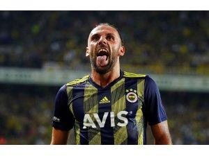 Süper Lig: Fenerbahçe: 3 - Gazişehir Gaziantep: 0 (İlk yarı)