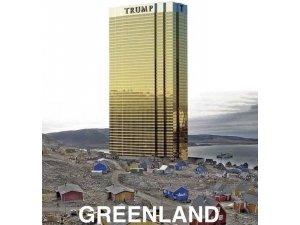 Trump, Grönland'a Trump Tower inşa etmeyeceğine dair söz verdi