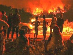 İzmir'in ciğerleri 3 gündür alev alev yanıyor!
