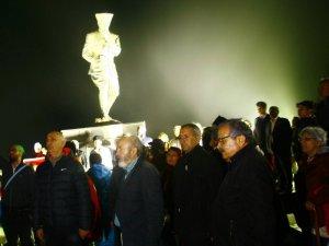 Tüm Türkiye'yi Büyük Taarruzun başladığı Kocatepe'ye davet ettiler