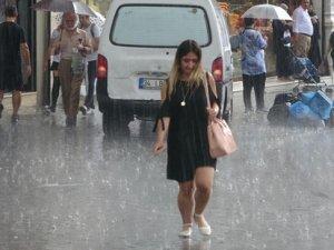 Meteorolojiden 3 günlük sağanak yağış uyarısı!