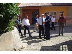 Başkan Pekmezci'den mahallelere çıkarma