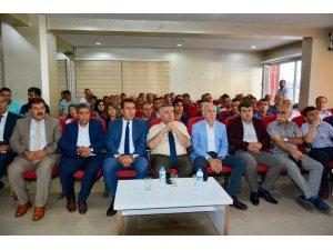 Açık Öğretim Okulları bilgilendirme bölge toplantısı düzenlendi
