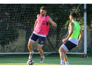 Hatayspor, Menemenspor maçı hazırlıklarına sürdürüyor