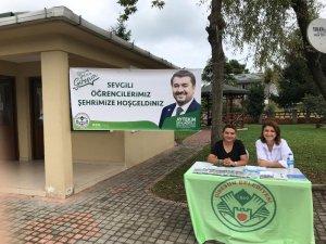Giresun Belediyesi, öğrencilere kucak açıyor