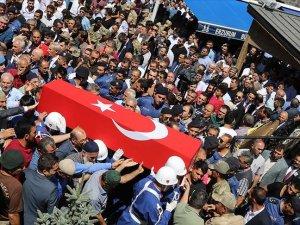 Erzurum, Hatay, Adıyaman... 'Silopi Şehitleri' son yolculuklarına uğurlandı