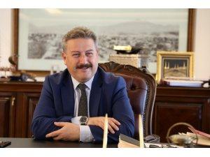 Başkan Palancıoğlu ERÜ'yü Tebrik Etti