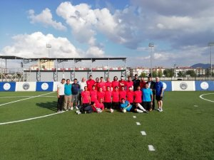 Görme Engelliler Milli Takım Kampı Kayseri'de devam ediyor