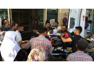 İnşattan düşen işçi ağır yaralandı