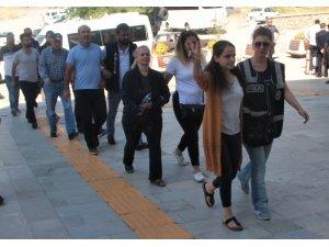 Elazığ'da PKK/KCK operasyonu, HDP'nin İl Eş  Başkanı tutuklandı