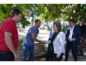 Başkan Fatma Şahin, Şırnak'a kitap kafe kuracak