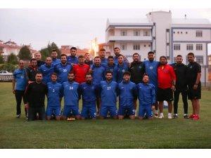 Belediye Kütahyaspor'un ikinci etap kampı Afyonkarahisar'da