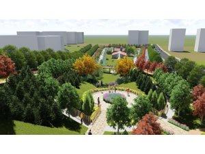 "Elazığ'da 50 bin metrekareye ""Kent Köy"" projesi"