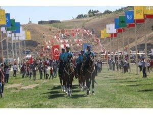 Malazgirt Zaferi'nin 948'inci yıl dönümünde görkemli kutlama