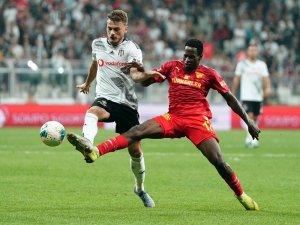 Beşiktaş, Sivas mağlubiyetini unutturdu