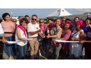"""Atakum'da """"Kadın Emeği Festivali"""" başladı"""