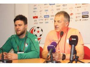 Balıkesirspor- Büyükşehir Belediye Erzurumspor maçının ardından
