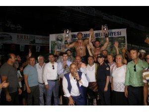 28. Geleneksel Yayla Seki Yağlı Güreşleri'ni Ali Gürbüz kazandı