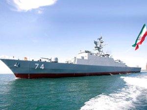 İran, 'Sahand' isimli savaş gemisini Aden Körfezi'ne gönderdi!