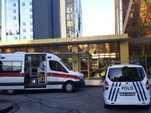 İstanbul'da lüks otelde suikast!