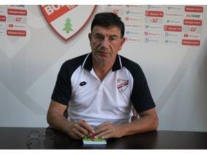 Boluspor, Erzurumspor maçına 3 puan hedefiyle hazırlanıyor