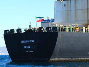 'Adrian Darya 1' isimli İran petrol tankeri, yükünü Mersin Limanı'nda boşaltacak